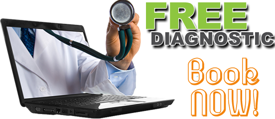 Get a FREE computer diagnostic check now